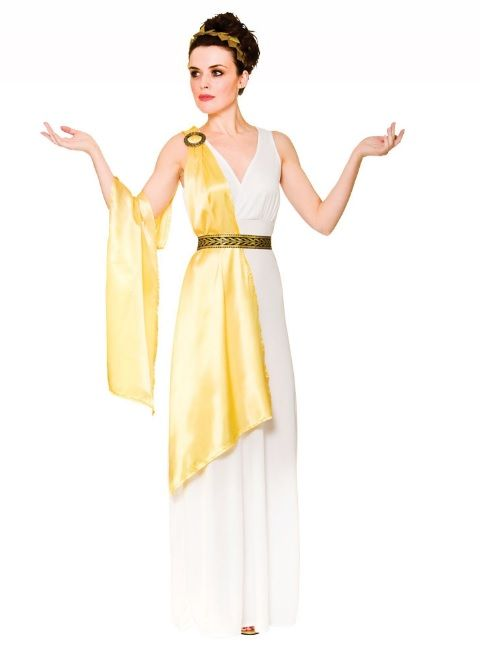 Glamorous Roman Lady Plus Size Costume Ef2167 Plus Size