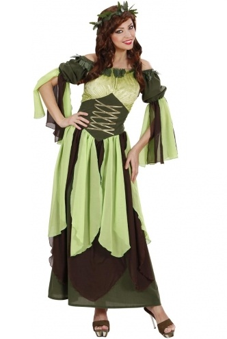 Mother nature costume accessories