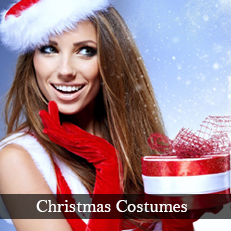 Plus size and XL Christmas fancy dress costumes