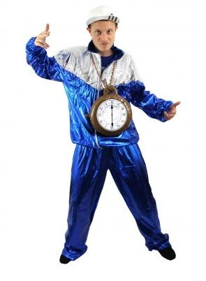 Plus size XL 80s shell suit