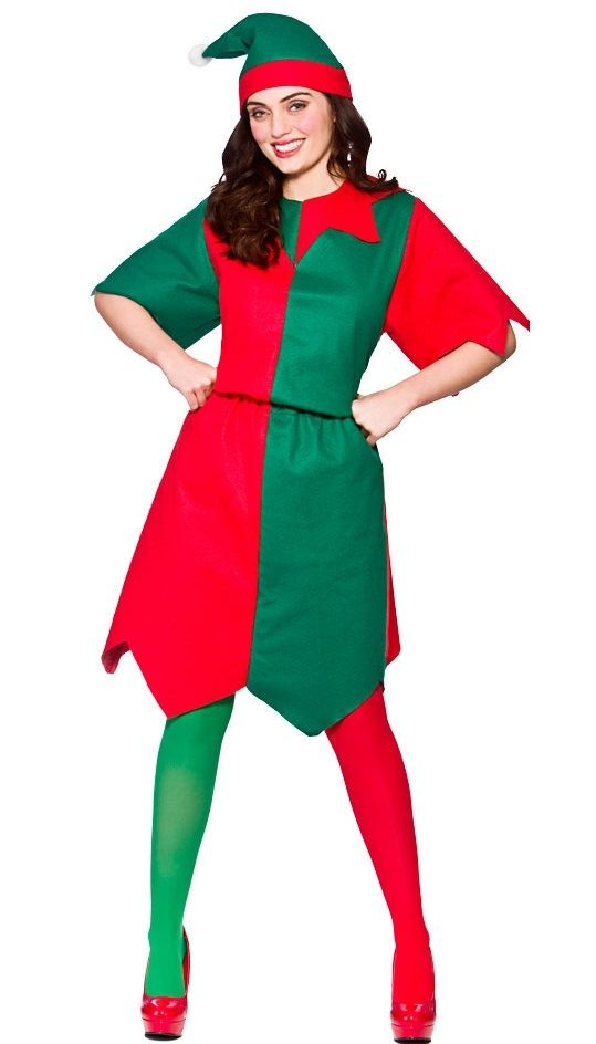 Lady Elf Plus Size Costume Xm4594 Plus Size Fancy Dress Plus