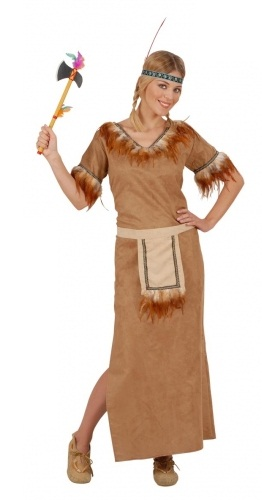 Mohawk Indian Lady Costume (5796)