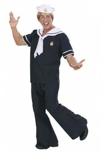 Plus Size Sailor Halloween Costumes