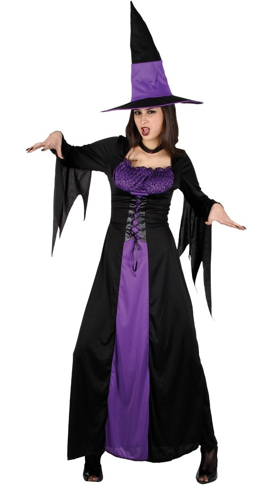 Spellbound Witch Plus Size Halloween Costume Hf5048 Plus Size