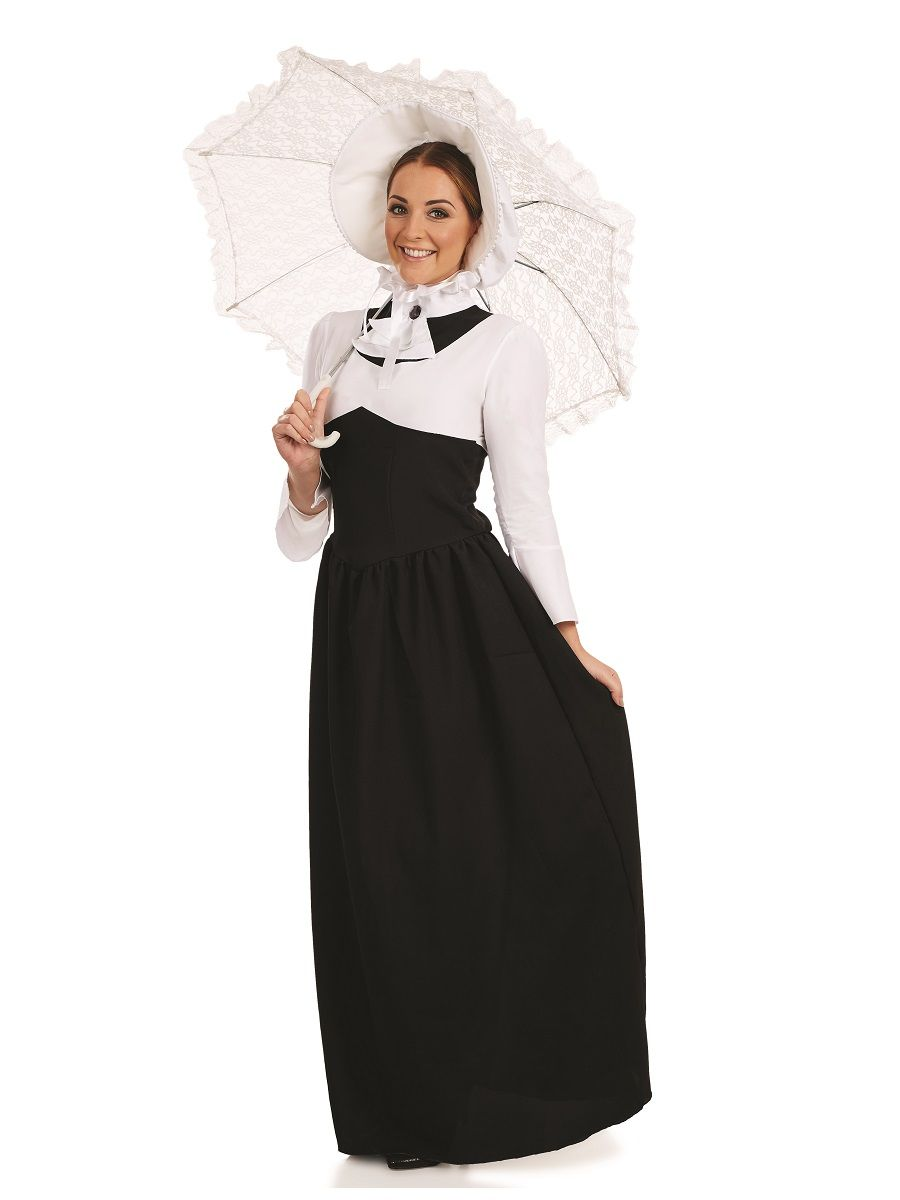 victorian woman plus size costume 4147 plus size