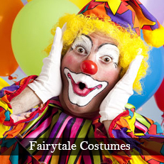 Plus size and xl fairytale fancy dress costumes
